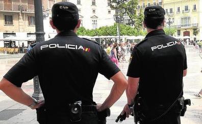 La Policía Nacional detiene al autor de ocho hurtos en locales hosteleros de Valencia