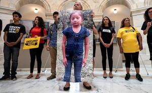 Las condiciones de los niños en la frontera provoca una crisis de gobierno en EE UU