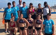 Cinco deportistas del Club Voleibol Xàtiva jugarán el nacional de selecciones autonómicas