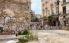 Las ruinas crecen junto al Micalet
