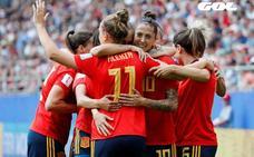 GOL marca su récord con el fútbol femenino