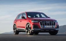 Audi Q7, fortaleza dinámica