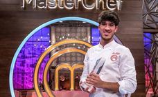 Aleix, ganador de 'MasterChef 7': «El programa me ha ordenado la vida y la cabeza»