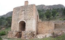 Fotos del complejo minero de San Antón de Orihuela
