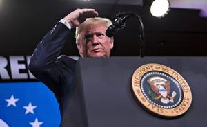 Trump amenaza con mandar «millones de tropas» a Irán