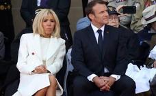 «El nuestro no es un matrimonio modelo», admite Brigitte Macron