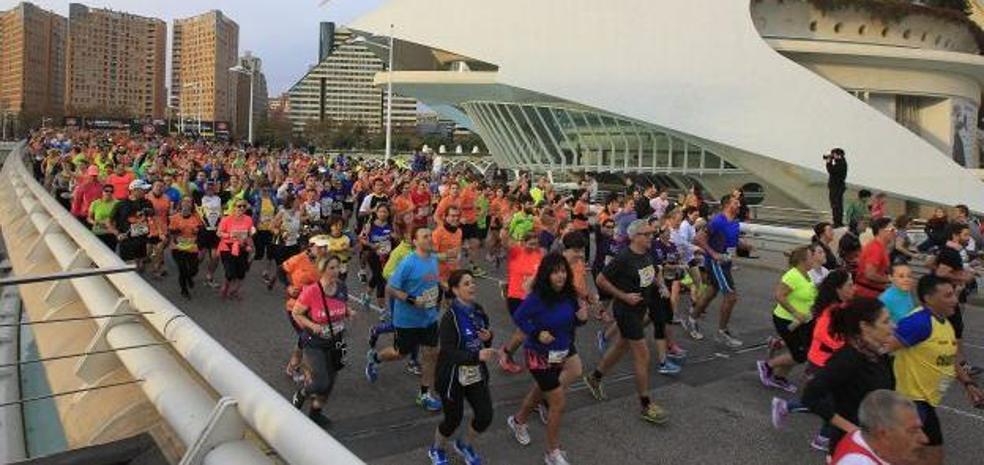 El maratón pone a la venta los últimos 1.000 dorsales disponibles