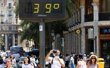 ¿Cuándo llega de verdad la ola de calor a Valencia?