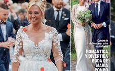 Belén Esteban se casó un día antes