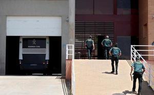 Los presos independentistas llegan hoy a Cataluña e irán a las prisiones de origen