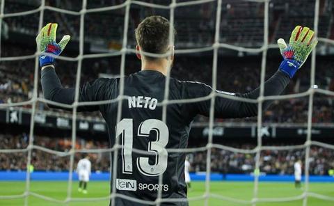 Neto, nuevo portero del Barcelona