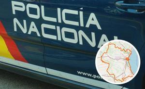 Detenido un presunto narco tras varios avisos al correo de la Policía
