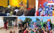 Qué hacer con niños en Valencia en julio: los actos infantiles de la Gran Fira 2019