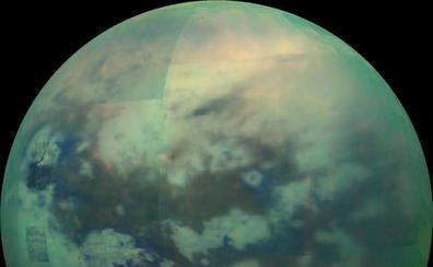 La NASA buscará vida con un dron en una de las lunas de Saturno