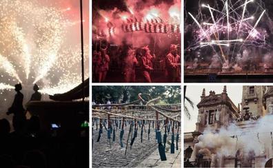 Los 5 eventos pirotécnicos de la Feria de Julio: cuándo y dónde son
