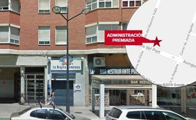 La Lotería Nacional vuelve a dejar sus premios en Valencia y Alicante