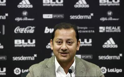 Anil Murthy: «Lo mejor en mis dos años de presidente ha sido la final de Copa»