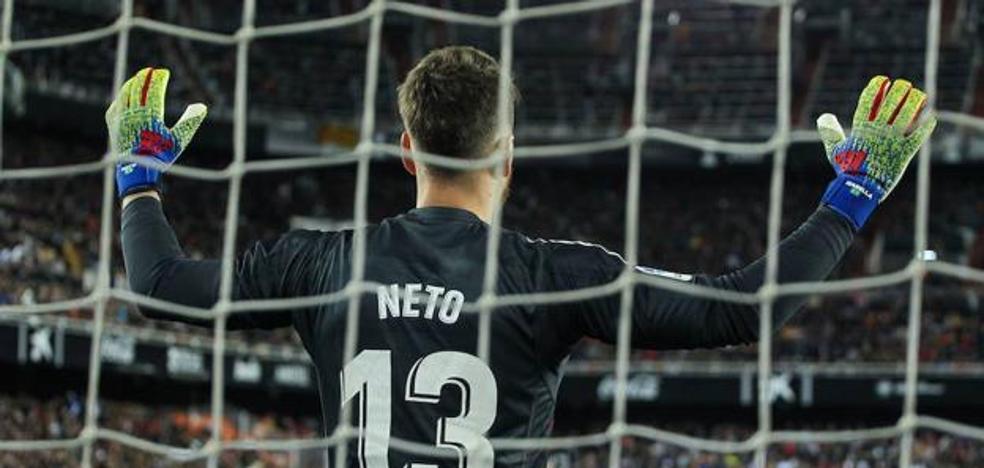 Neto: «Me voy con la cabeza alta y el deber cumplido»