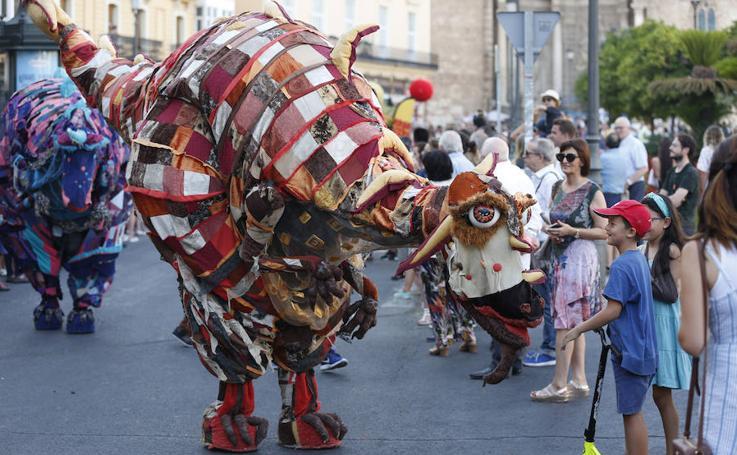 Arranca la Feria de Julio de Valencia 2019