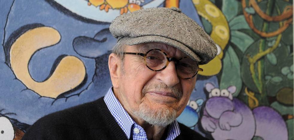 Fallece Mordillo, maestro del humor sin palabras