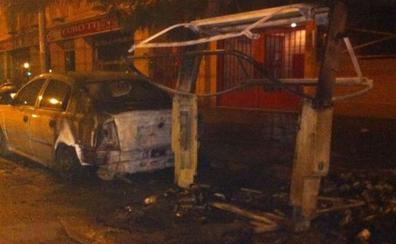 Detenido el presunto autor de varios incendios de contenedores en el barrio de Patraix