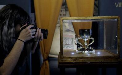 El cierre amenaza al museo del Santo Grial
