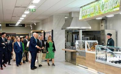 Juan Roig anuncia la apertura de 150 tiendas de Mercadona en Portugal