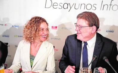 Puig vuelve a exigir más financiación tras disparar el gasto en el Consell