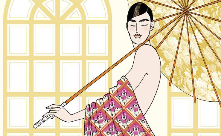 El arte de la ilustración de moda