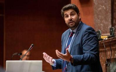 Vox impide que el popular Fernando López Miras sea investido presidente de Murcia