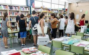 Xarxallibres beneficia a 70.000 alumnos menos de los que anunció Educación