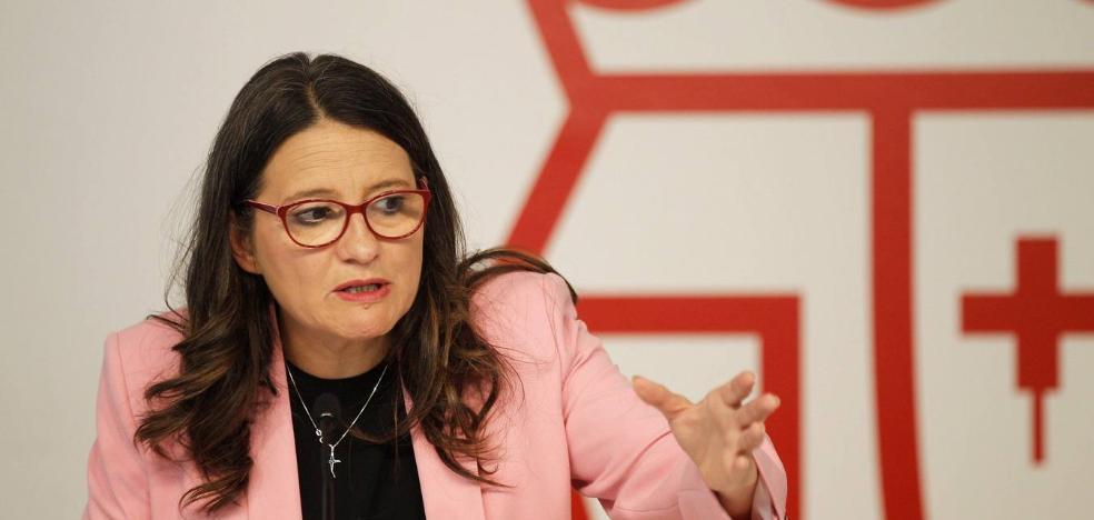 Compromís pidió a Les Corts listas con datos personales como las de Vox