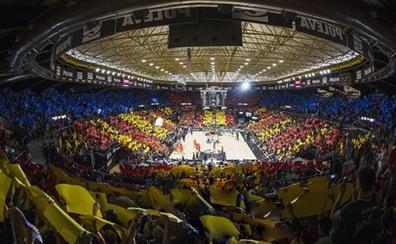 El Valencia Basket presentará sus abonos en el Parque de Bomberos