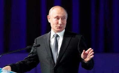 Putin promulga el decreto que ratifica la salida de Rusia del tratado de misiles atómicos intermedios