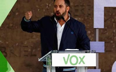 Vox admite que su «community manager de verano debe vigilar el lenguaje» tras los insultos a Rivera