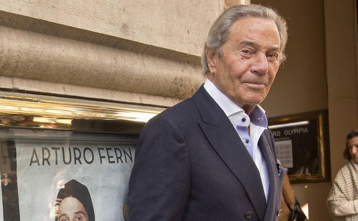El paso de Arturo Fernández por Valencia