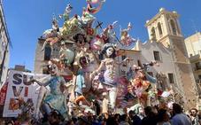 El Pilar no se suma a la propuesta de los artistas de Especial de hacer las fallas más pequeñas