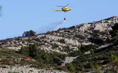 El contrato de aviones de extinción de incendios caducó en mayo