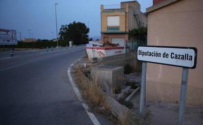 Hallan en un paraje de Murcia el cuerpo de un hombre asesinado con un hacha