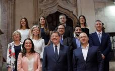 El Consell cierra su organigrama con 81 cargos más