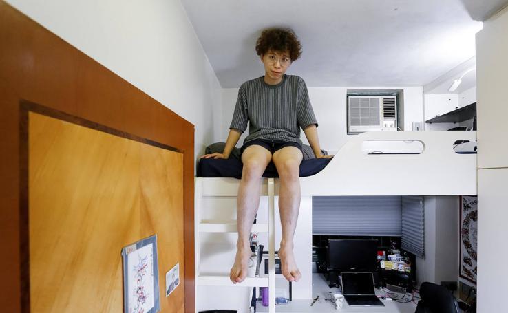 Así es vivir en Hong Kong, una de las ciudades más caras y más pobladas del mundo