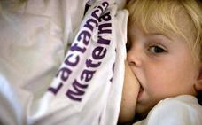La Universidad de Valencia afirma que la leche materna es buena para la salud de los niños