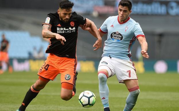 El West Ham se planta en Vigo para llevarse a Maxi Gómez