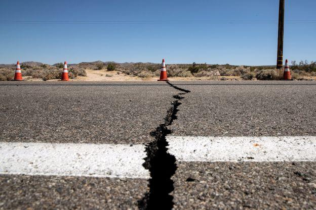 Un nuevo terremoto de 7,1 sacude el sur de California