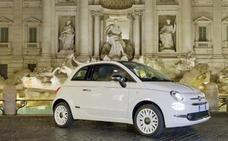 Versión 'dolcevita' para el Fiat 500