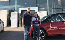 BMW Engasa, con la piloto María Herrera