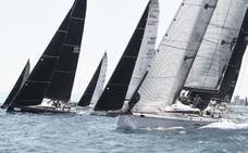 Comienza la regata en Valencia