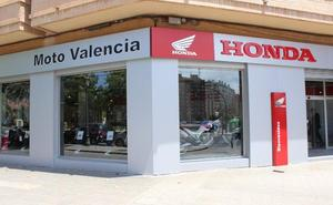 Estreno de Honda Moto Valencia