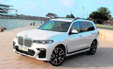 BMW X7: Un SUV de primera clase