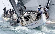 Rats on Fire, El Carmen Elite Sails y Tanit IV repiten triunfo